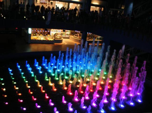 Rainbow lights