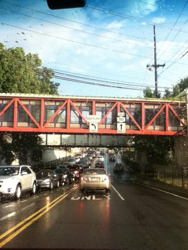 No trolls under this bridge