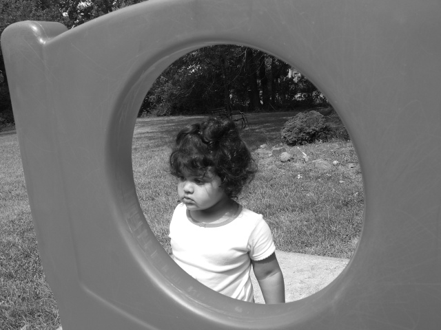 Looking out or looking in